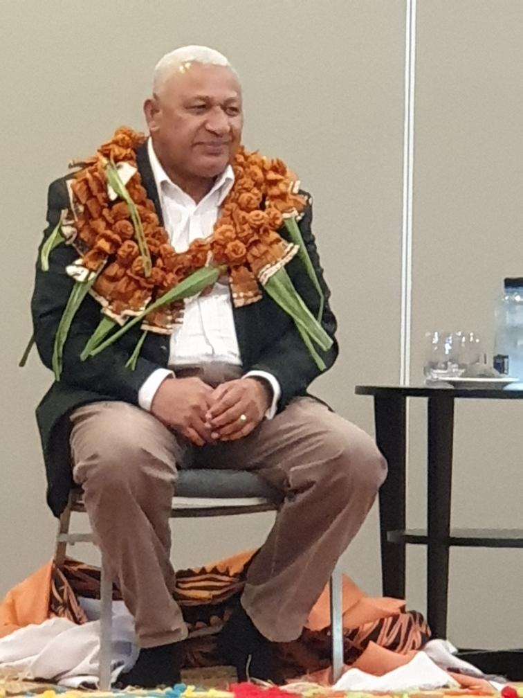 Fiji Prime Minister